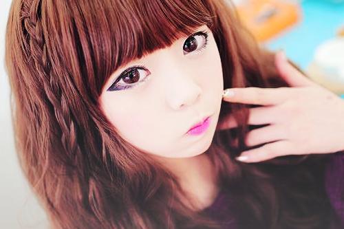 cute girl~