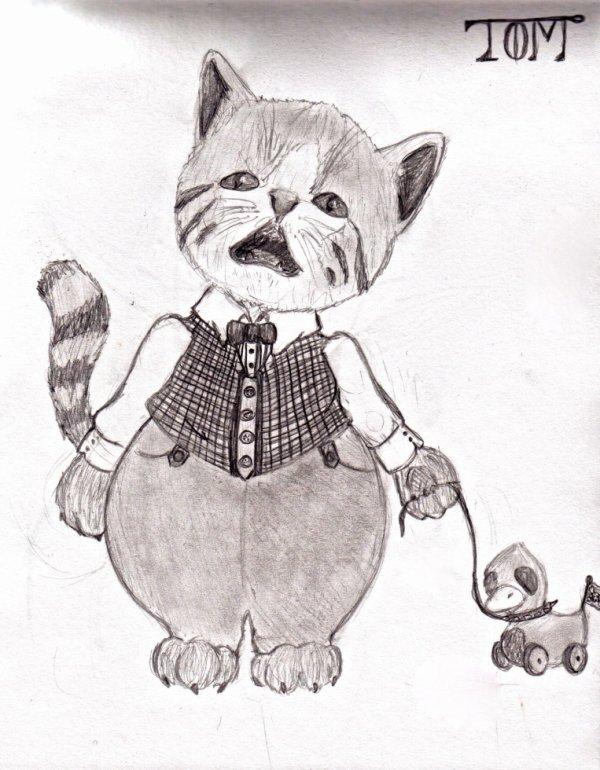 - Tom the Cat