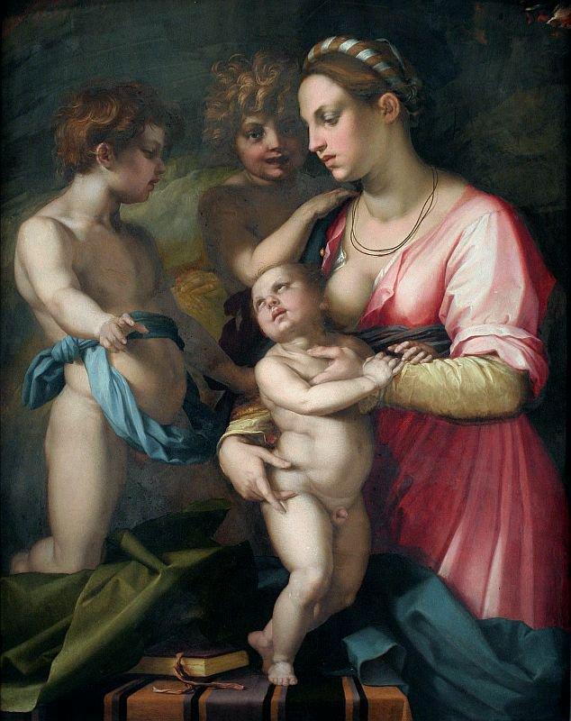 Histoire de l'art : Andrea del Sarto