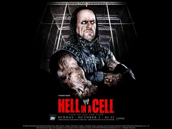 • Hell In A Cell •