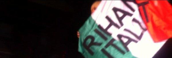 Rihanna live Turin, Italie le 11/12/11
