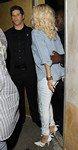 """Rihanna au club """"Las Palmas"""" à Los Angeles 23/03/12"""