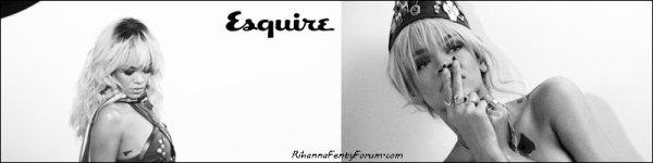 """Aperçu du photoshoot pour """"Esquive"""" Magazine UK du 4 Juin 2012"""