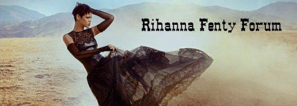 Rihanna Fenty Forum