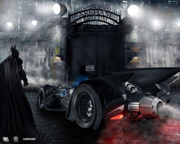 Mon Joker Et La Prison D'Arkham City
