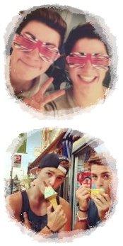 Noah & Justin Finkles