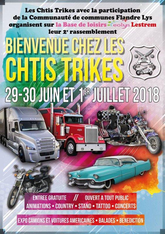 concentration trike bienvenue les chtis trike le 31juin :1 juillet2018 base eolys a lestreme 62136