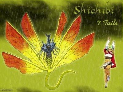 naruto / Shichibi