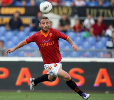 AS Roma : De Rossi prolonge