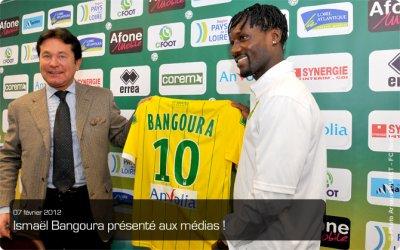 Nantes : Bangoura est arrivé mais n'est pas qualifié
