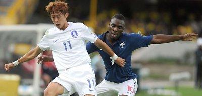 Bordeaux : arrivée d'un jeune sud-coréen