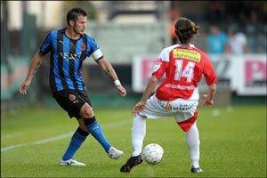 FC Bruges : Hoefkens prolonge