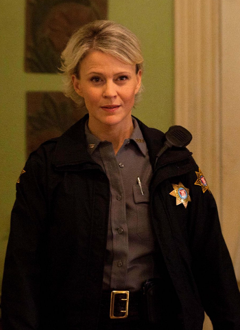 Elizabeth Forbes - Carol Lockwood