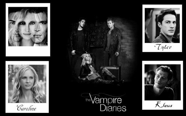 Wallpaper Vampire Diaries