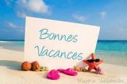 Bonnes vacances à tous !!