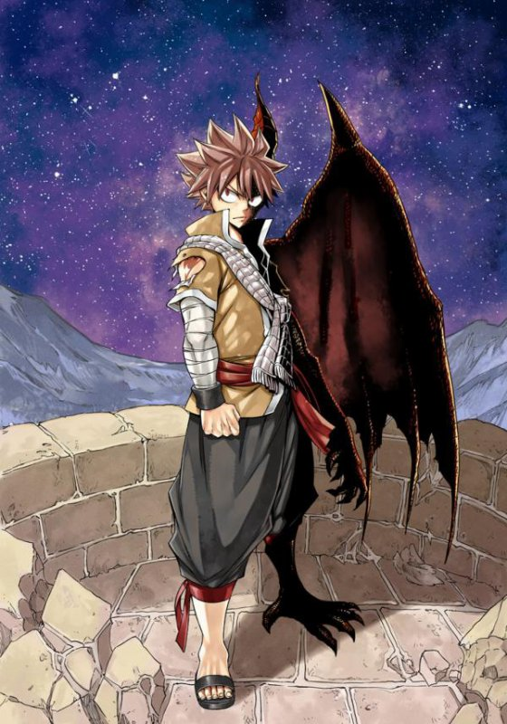 "Fairy Tail ""Dragon Cry"""