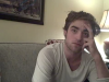 """Robert Pattinson est sur Twitter grâce à Peter Facinelli"""