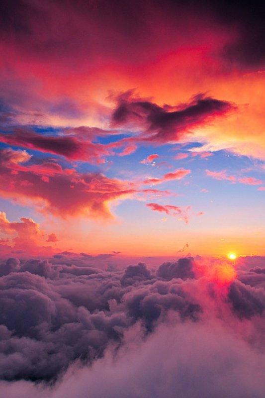 Ciel de rêve :3