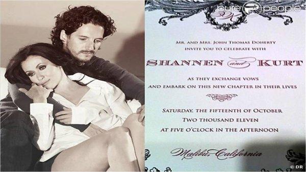 Un 3eme mariage pour Shannen Doherty !