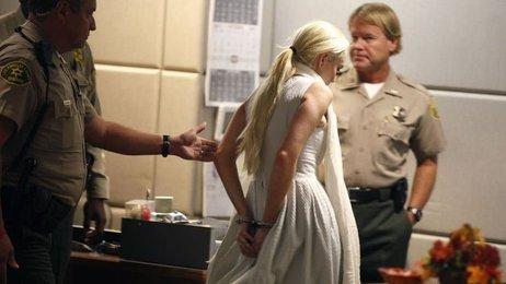 LIndsay Lohan ne passe pas par la case prison