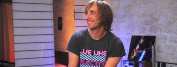 David Guetta élu meilleur DJ du monde  !