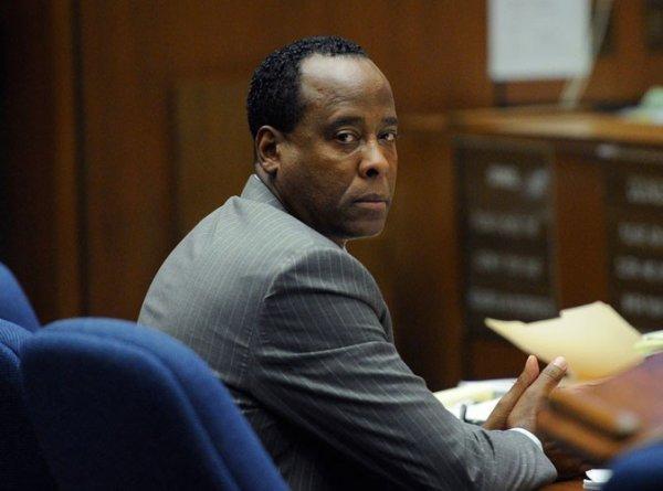 """Procès du Dr Conrad Murray : """"J'ai décidé de ne pas témoigner dans cette affaire"""""""