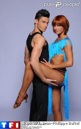Danse avec les stars: Baptiste giabiconi, y'a de la rumba dans l'aire.