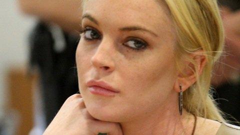 Lindsay Lohan sème la zizanie à une soirée organisée par Di Caprio.