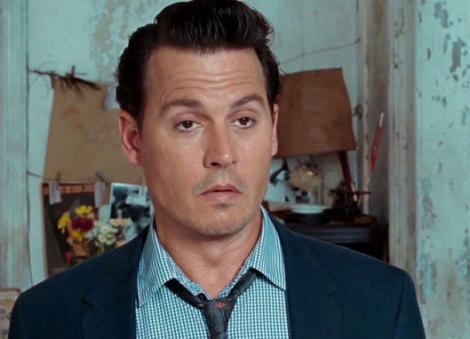 Johnny Depp : Rhum Express est un échec... à cause des spectateurs trop bêtes ?