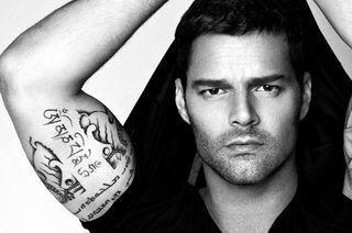 """Ricky Martin: Il passe de  """"Un Dos Tres"""" a Glee (saison 3) !"""