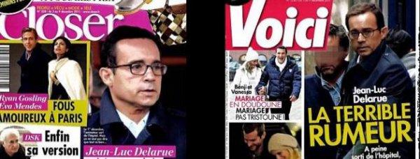 Jean Luc Delarue: La presse people en savait déjà beaucoup avant l'annonce de son cancer