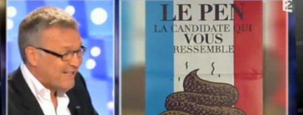 Marine le Pen:  Elle est furieuse contre Laurent Ruquier