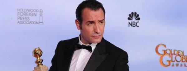 Jean Dujardin:Golden Globes du meilleur acteur comique
