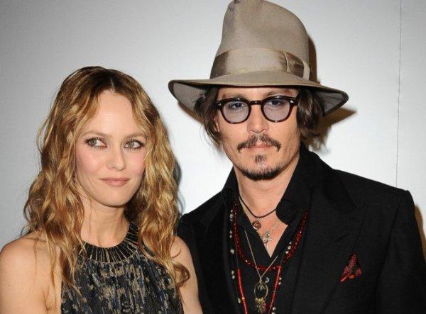 Vanessa Paradis et Johnny Depp : Voila, c'est fini !