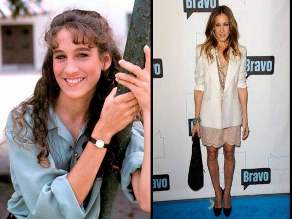 Découvrez en photos 8 stars Avant la célébrité