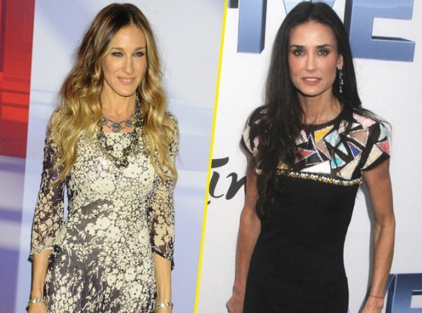 Inferno: Bye-Bye Lindsay Lohan & Demi Moore, Welcome Sarah Jessica Parker