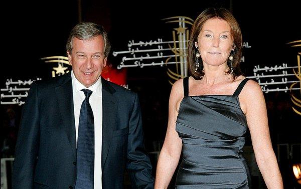 Cécilia Attias: Elle souhaite bonne vhance a Nicolas Sarkozy