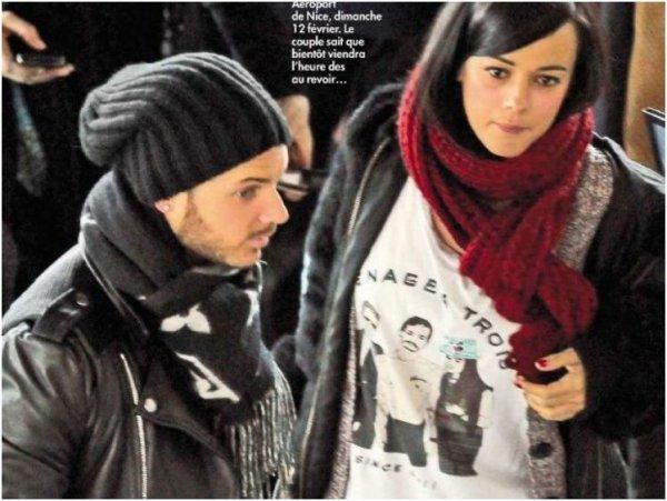 Alizée & Matt Pokora: Ils seraient so in love ....