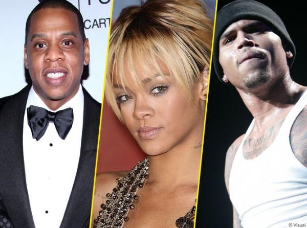 Jay Z: Il est vraiment déçu du rapprochement entre Rihanna et Chris Brown !