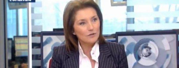"""Cécilia Attias: """"Bien sûr que Nicolas Sarkozy a une chance de gagner, c'est évident"""""""
