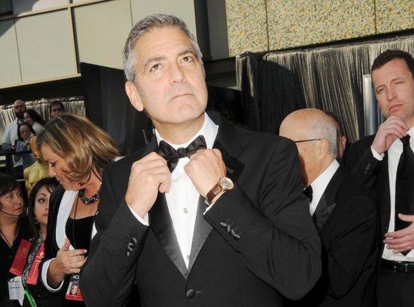"""George Clooney: """"J'en ai rien à faire que les gens pensent que je suis gay !"""""""