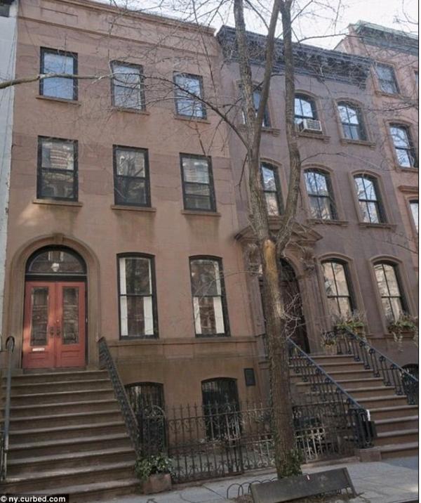 """""""Sex And The City"""": La maison de Carrie Bradshaw est en vente, découvrez les photos exclusive"""