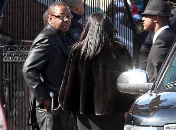 Bobby Brown: L'ex-mari de Whitney Houston veut que leur fille joue dans son biopic !