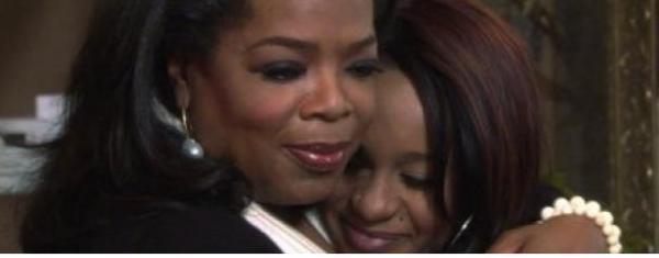 Oprah Winfrey: Elle veut embauche la fille de Whitney Houston dans sa chaine de télé