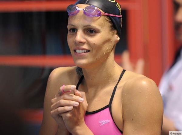 Laure Manaudou Une nouvelle médaille de championne de France et un record.