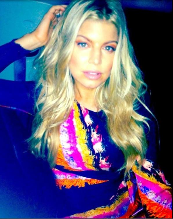 Fergie: La star des des Black Eyed Peas a 37 ans...(ou ses 45)
