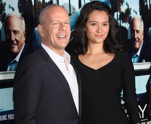 Bruce Willis: Papa d'une quatrième fille
