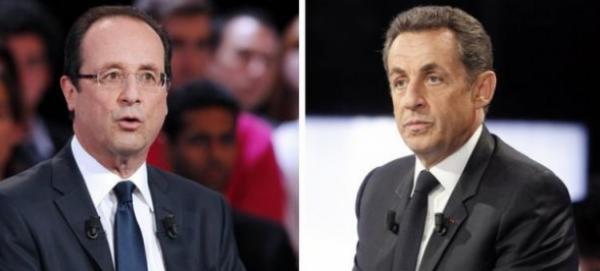 Présidentielle 2012: Découvrez le dernier sondage autorisé en France et publié à 18h00
