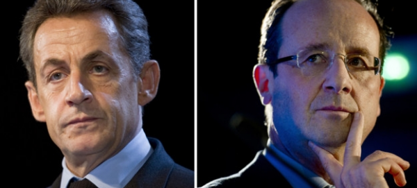 Sondage 2ème tour: L'écart Hollande / Sarkozy se ressert selon un sondage OpinionWay