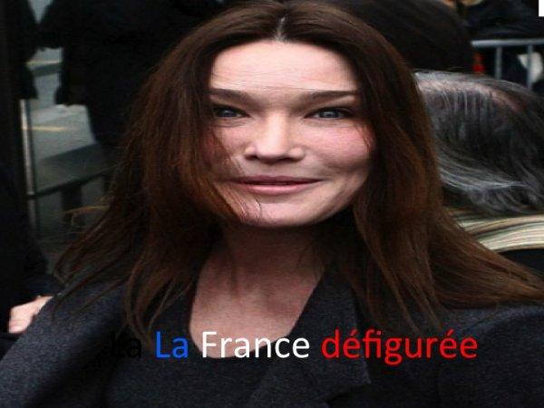 Présidentielle 2012 : #radiolondres : La France défigurée